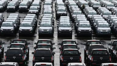 2015 car sales were an increase of 6.3% on the previous year.