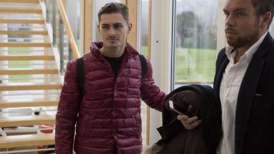 Trial: The Romanian trained at Lennoxtown.