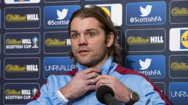 History: Robbie Neilson won the Scottish Cup with Hearts in 2006