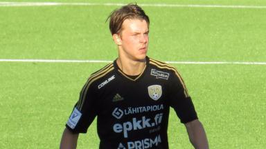 Riku Riski: The striker has played under Mixu Paatelainen before.