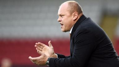 Positive: Mixu Paatelainen hopes the win will provide a spark.