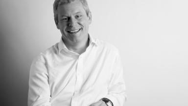 Death: Architect Gareth Hoskins OBE has died aged 48