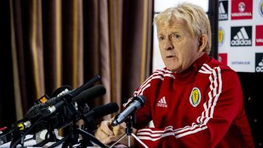 Gordon Strachan has said age is not a factor when he chooses his squad.