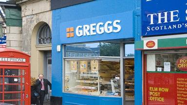 Greggs: Wants to expand number of shops to 2000 (file pic).