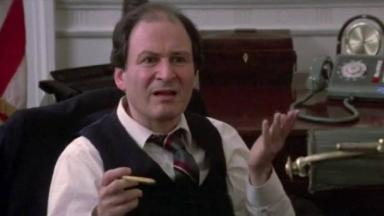 David Margulies as Lenny Clotch in Ghostbusters.