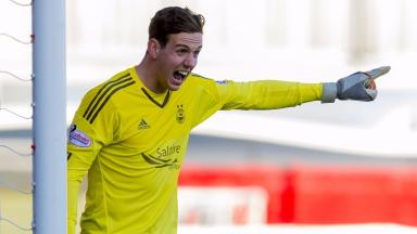 Danny Ward's time at Aberdeen is over following Liverpool recall.