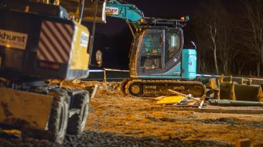 Aberdeen: Worker killed at third Don crossing site.