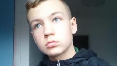 Missing: Lewis Watson failed to turn up at school.