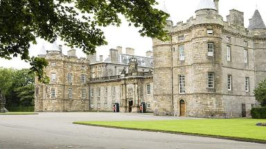 Premises Photograph for The Palace Of Holyroodhouse (EH8 8JF)