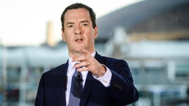 George Osborne also ruled out a second referendum on EU membership.