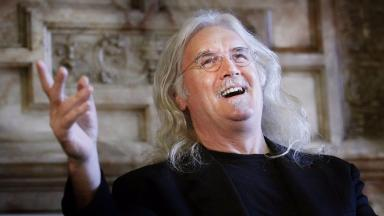 Billy Connolly at Glasgow City Chambers, news image, high quality, uploaded January 15 2016