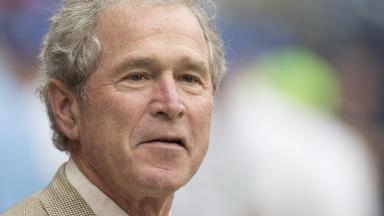Entries about the former US president known as Dubya has proven more contentious than any other Wikipedia topic.
