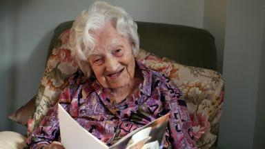 Britain's oldest person, Gladys Hooper, will celebrate her 113th birthday on Monday.