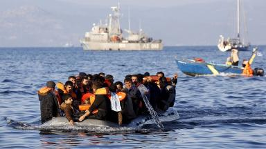 Europol found many migrants paid up to $6,000 to gangs to reach Europe.