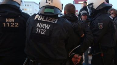 Police in Germany have made their first arrest in connection with alleged sex assaults on New Year's Eve in Cologne