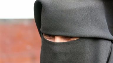 But the PM has ruled out the idea of imposing a ban on full-face veils.