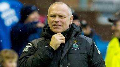 Dedication: John Hughes expects a full commitment from his players.