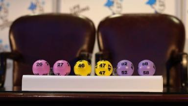 The winner of half of the UK's biggest ever Lotto jackpot has still not come forward