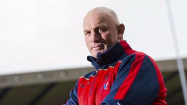 Belief: Vern Cotter wants his team to approach the championship believing they can win it