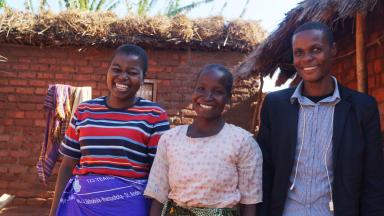 Palliative care: Scottish charity focuses on end-of-life care in Malawi.
