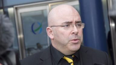 Alloa chairman Mike Mulraney sits on the SPFL board.