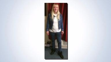 Donna Wood: Last seen in Hilton Road area of Rosyth.