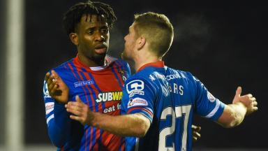 Scottish Cup: Andrea Mbuyi-Mutombo and Iain Vigurs send Inverness through.