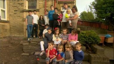 The Radford clan