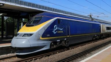 Eurostar: Sale of Government's stake questioned.
