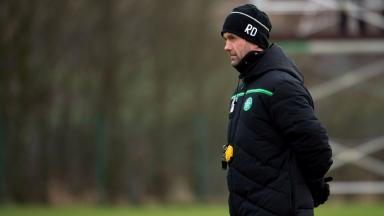 New addition: Ronny Deila will welcome his new Croatian midfielder to Celtic.