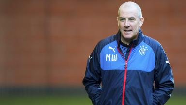 Positive: Mark Warburton is hopeful of transfer deals being sorted in the near future.