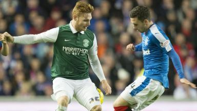 Investigation: Incidents in the Rangers v Hibernian match will be reviewed.