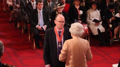 Neale Coleman: Made CBE.