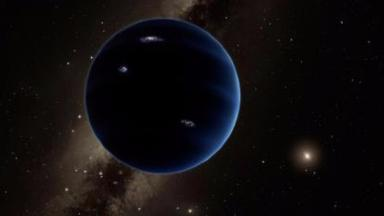 Researchers believe they have found a ninth planet in the solar system