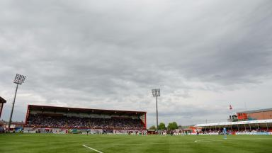 Hamilton's New Douglas Park will host the cup tie between East Kilbride and Celtic.