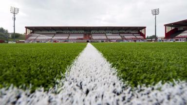 New Douglas Park will host East Kilbride's biggest ever game.