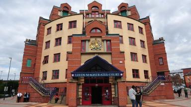 York Magistrates was sitting at Leeds, as their usual building is currently flooded