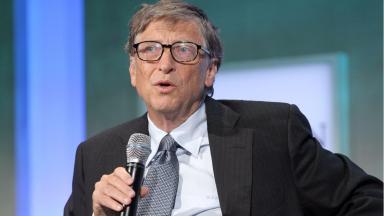 Bill Gates January 22 2016