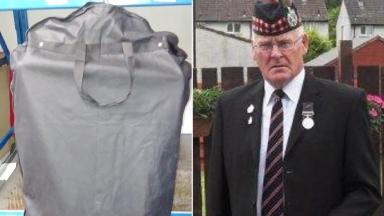 Ian Domingo's suitbag was mistakenly picked up by a man on a train at Lancaster.