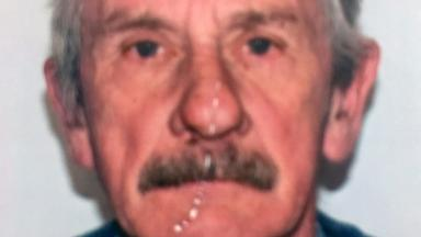 Alexander Cruikshank: Body found in search for missing man.