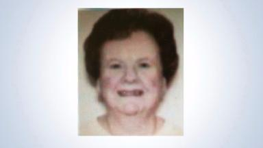 Kathleen Edward: Reported missing from Broomfield Square area of Aberlour.