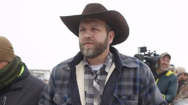 Ammon Bundy was one of the leaders of the armed occupation.