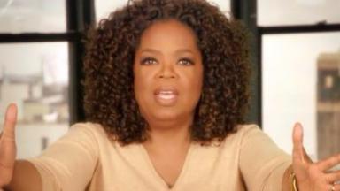 Oprah Winfrey: Made a lot of dough from her tweet.