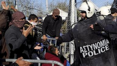 Greece has been criticised over its handling of the migrant crisis