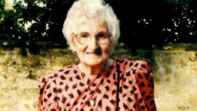 Rosemary Laing: Reported missing from the Rothes area on Wednesday.