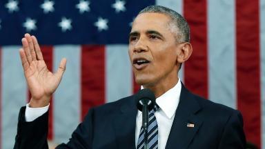 Mr Obama asked