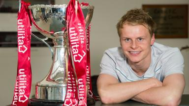 Target: Gary Mackay-Steven wants to get his hands on the silverware after a long wait.