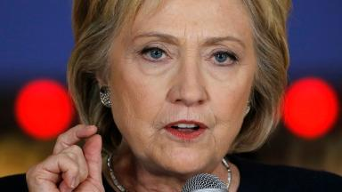 Clinton has said she never sent or received information on her personal email account that was classified at the time