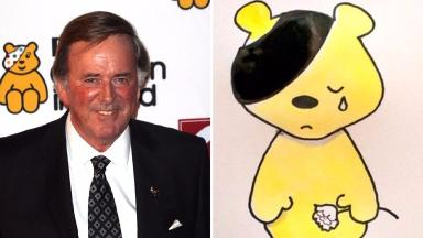 Sir Terry, the face of Children In Need, died from cancer.
