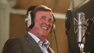 Sir Terry Wogan died of cancer on Sunday, aged 77